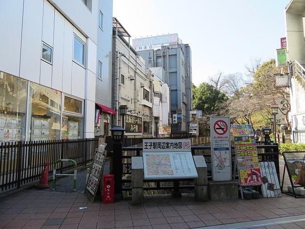 王子駅北口