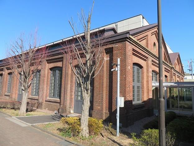 北区中央図書館