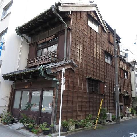 神田「松本家住宅主屋」