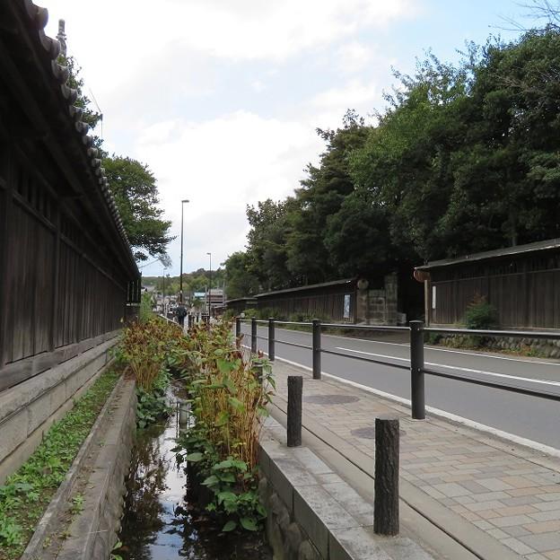小野路宿通り(鎌倉街道)