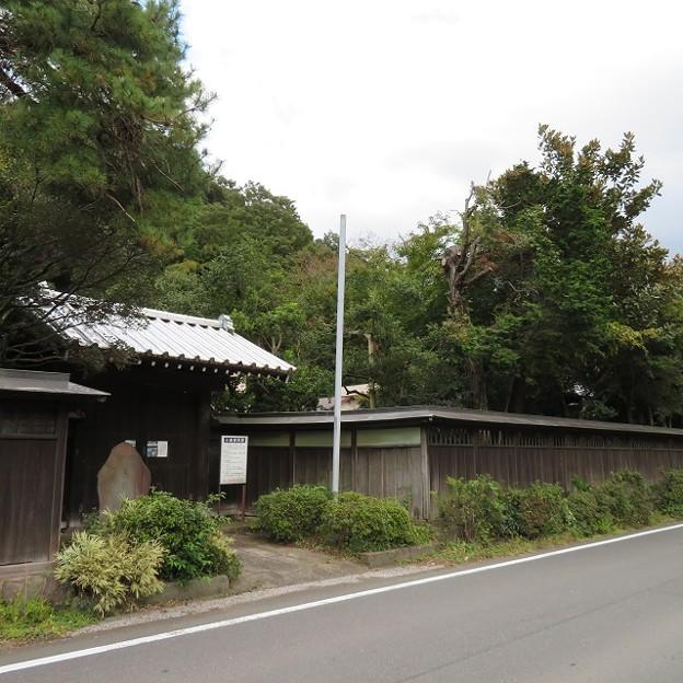 小野路宿(小島資料館)