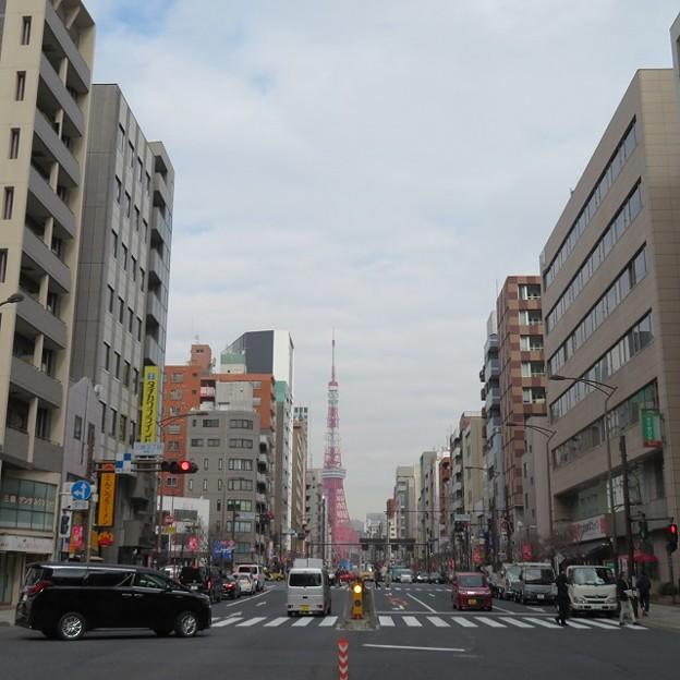 第一京浜(札の辻付近)