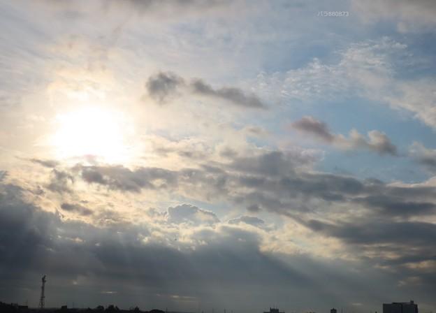 Photos: 朝の空♪