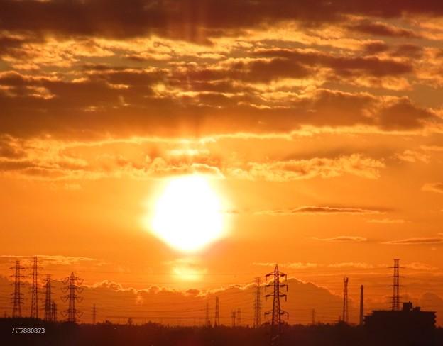 Photos: 太陽柱♪