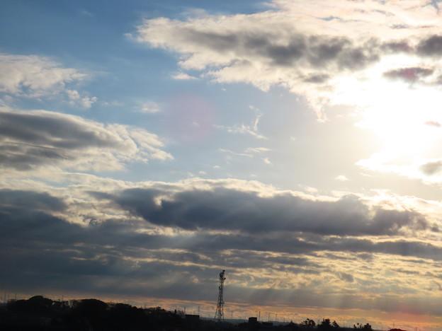 Photos: 初光芒♪