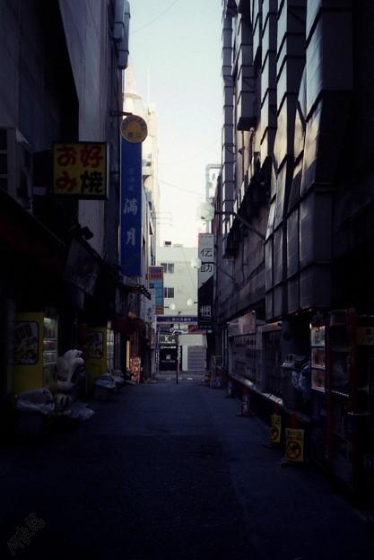 Photos: 路地