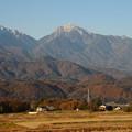 Photos: 甲斐駒ヶ岳ー1