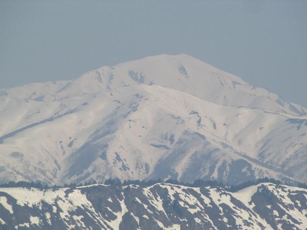 越後の駒ケ岳