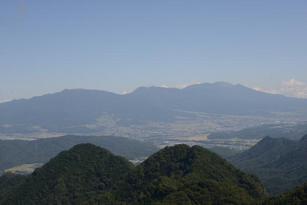 Photos: 浅間連山