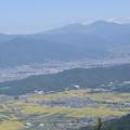 Photos: 四阿山、根子岳を望む