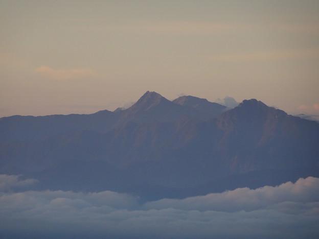 Photos: かっこいい北岳