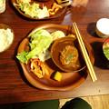 Photos: 21日の夕食