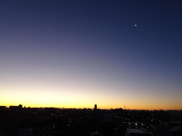 Photos: ひむがしにかぎろひのたつ~2.
