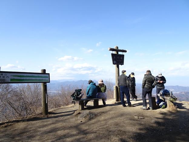 Photos: 大霧山頂上