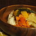 写真: 蒸し野菜カレー