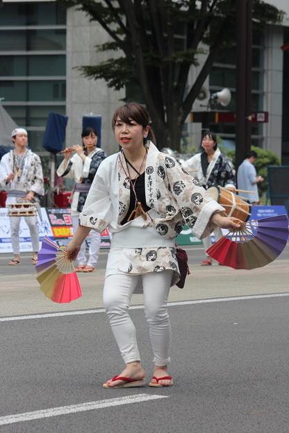 29.7.22夏まつり仙台すずめ踊り(その7)