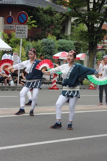 29.7.22夏まつり仙台すずめ踊り(その19)