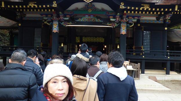Photos: 香取神宮拝殿