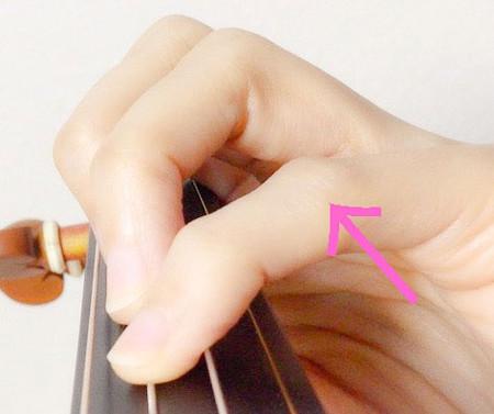 左手の形9 東京・中野・練馬・江古田、ヴァイオリン・ヴィオラ・音楽教室
