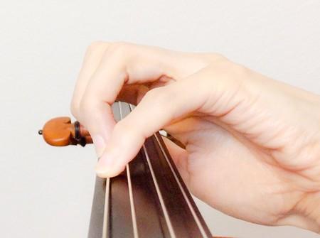 左手の指の形10 東京・中野・練馬・江古田、ヴァイオリン・ヴィオラ・音楽教室