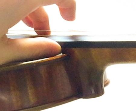 ハイポジションの音程を安定させる方法3 東京・中野・練馬・江古田、ヴァイオリン・ヴィオラ・音楽教室