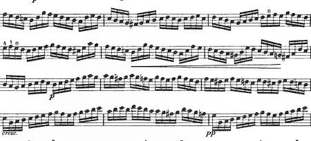 速く弾く方法 東京・中野・練馬・江古田、ヴァイオリン・ヴィオラ・音楽教室