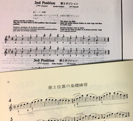 東京・中野・練馬・江古田、ヴァイオリン・ヴィオラ・音楽教室<br /> 基礎の目安