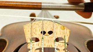 重音を分けて弾く1 東京・中野・練馬・江古田、ヴァイオリン・ヴィオラ・音楽教室