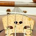 Photos: 重音を分けて弾く1 東京・中野・練馬・江古田、ヴァイオリン・ヴィオラ・音楽教室