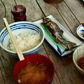 Photos: 絶品 イワナ定食