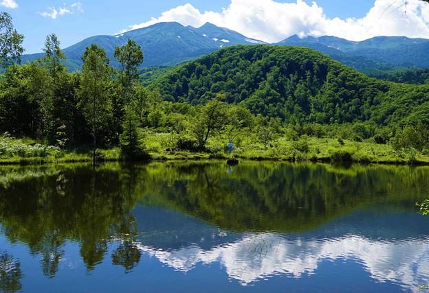 Photos: 夏姿の乗鞍岳
