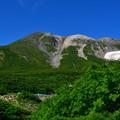 写真: 乗鞍岳(3026m)