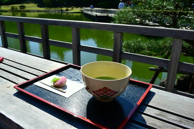 Photos: お抹茶でひとやすみ