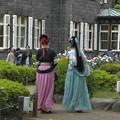 Photos: バラ園の天女