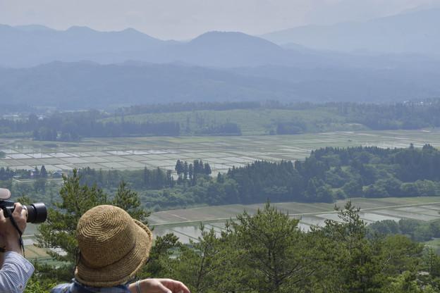 Photos: 田園地帯を見る