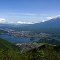 Photos: 新道峠から