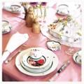 笑顔の食卓