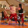 Photos: マツエデラックス選手