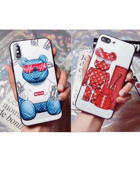 iPhone Miniケース ハイブランド シュプリーム アイフォン12カバー 韓国風