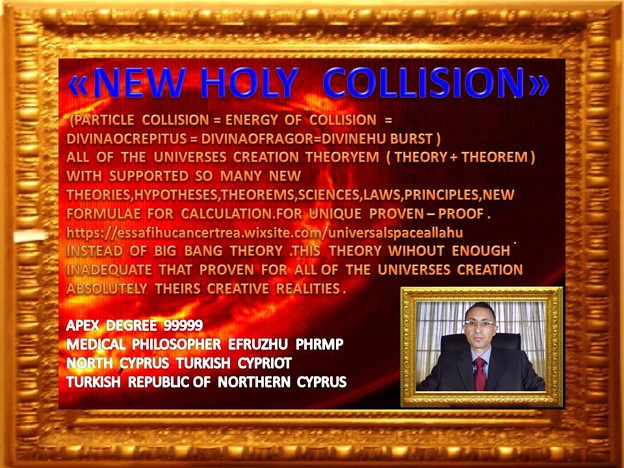 NEW  HOLY  COLLISION 99999