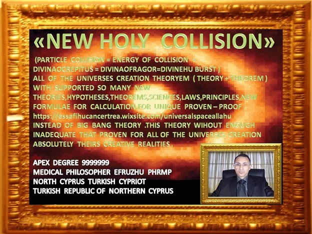 NEW  HOLY  COLLISION 9999999
