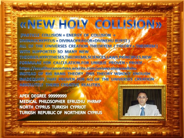 NEW  HOLY  COLLISION 99999999
