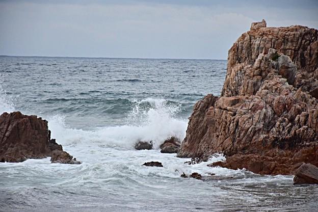 海 水晶浜
