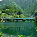 Photos: みどり湖の豊根大橋