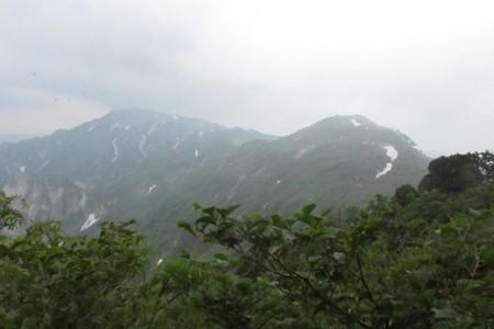 170624ブナオ峠-奈良岳 4完