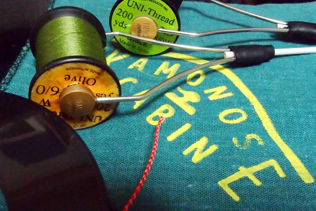 Photos: スレッドと複合糸
