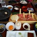 Photos: 赤い炙り肉丼