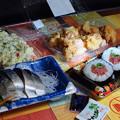 Photos: 01車中泊ディナー