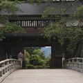 高島城 門