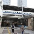 Photos: 名古屋駅/太閤口から見上げた新幹線ホーム